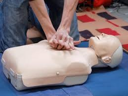 First Aid, CPR, AED
